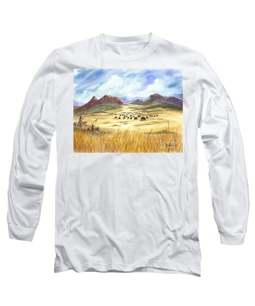Successful Search Long Sleeve T-Shirt