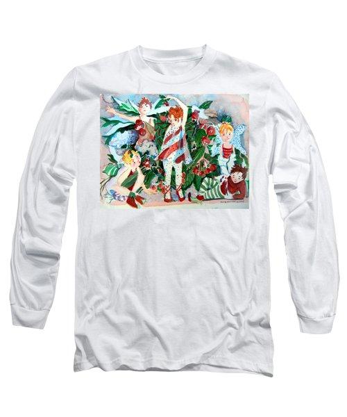 Sugar Plum Fairies Long Sleeve T-Shirt