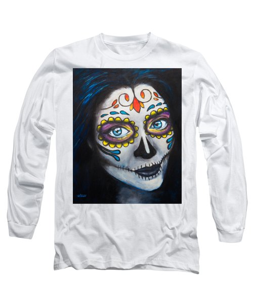 Sugar Sheana Long Sleeve T-Shirt by Arleana Holtzmann