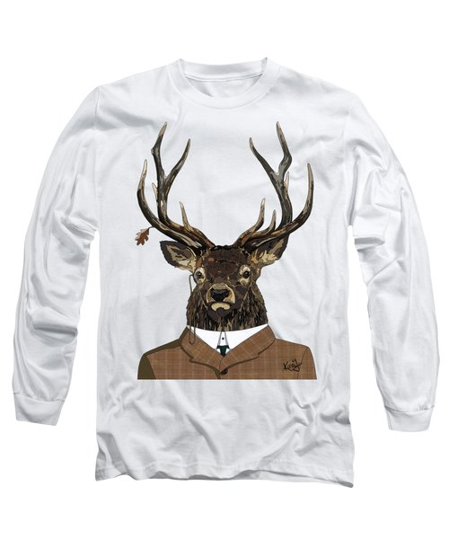 Suited  Long Sleeve T-Shirt