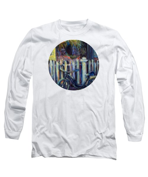 Summer Days Long Sleeve T-Shirt by Mary Wolf