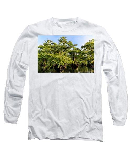 Summer Greens Long Sleeve T-Shirt