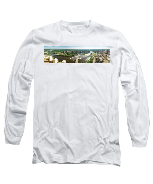 Summer In The Mill City Long Sleeve T-Shirt