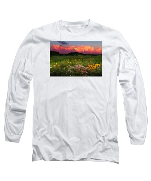 Summer Majesty Long Sleeve T-Shirt by Rob Blair