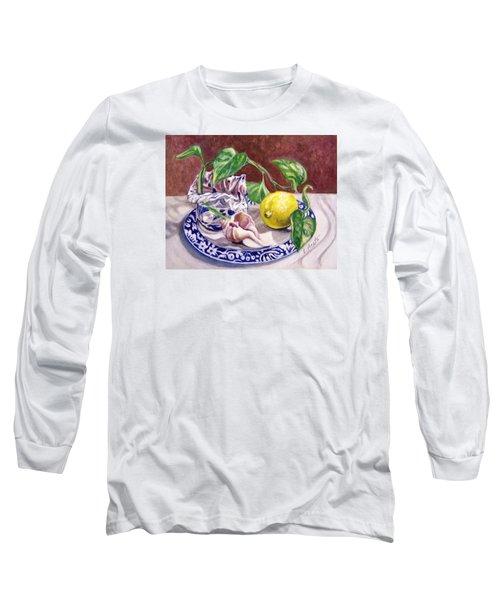 Summer Plate Long Sleeve T-Shirt