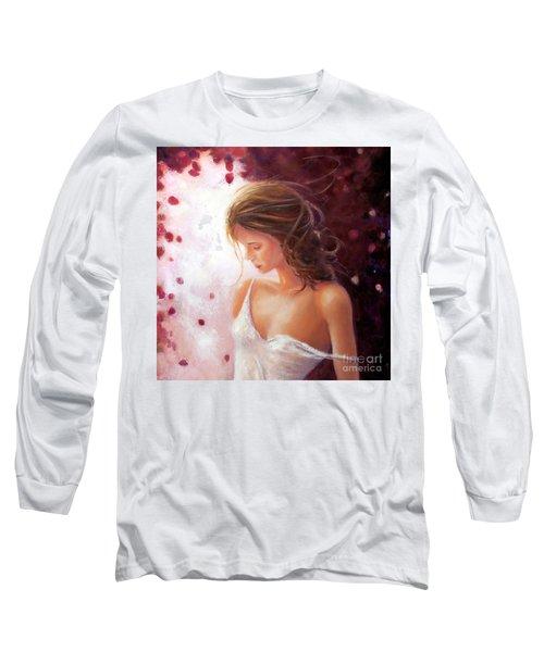 Summer Rose Long Sleeve T-Shirt