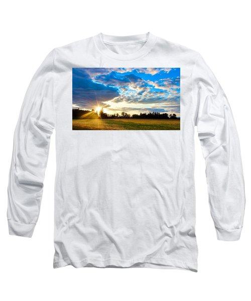 Summer Skies Long Sleeve T-Shirt