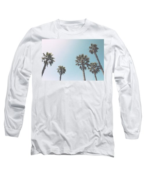 Summer Sky- By Linda Woods Long Sleeve T-Shirt