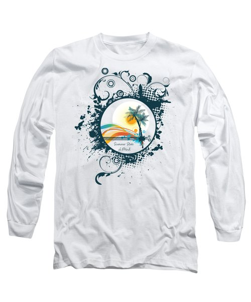 Summer State Of Mind Long Sleeve T-Shirt