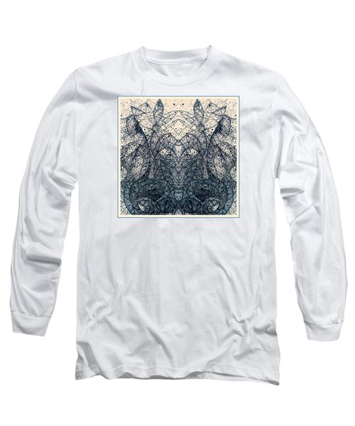 Summertime Is Over Continuum Two Long Sleeve T-Shirt by Jack Dillhunt