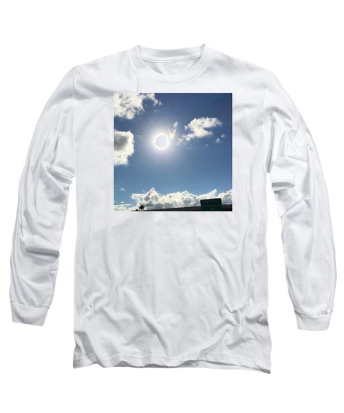 Sun Sky Angel Long Sleeve T-Shirt