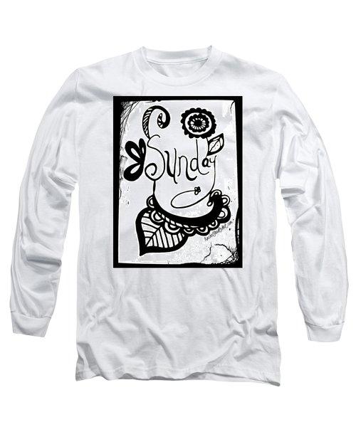 Sunday Long Sleeve T-Shirt