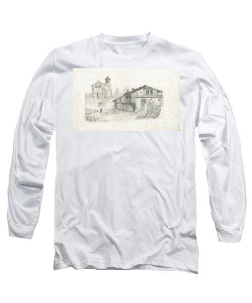 Sunday Service - No Borders Long Sleeve T-Shirt