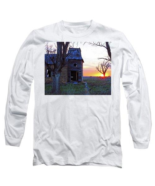 Sundown Church Long Sleeve T-Shirt