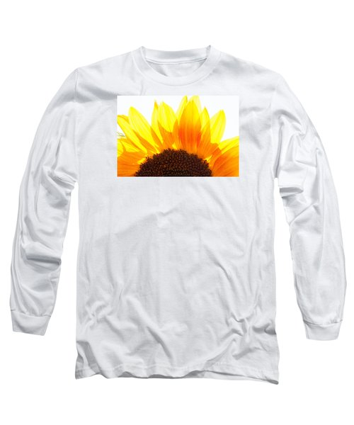 Sunflower Sunrise Long Sleeve T-Shirt