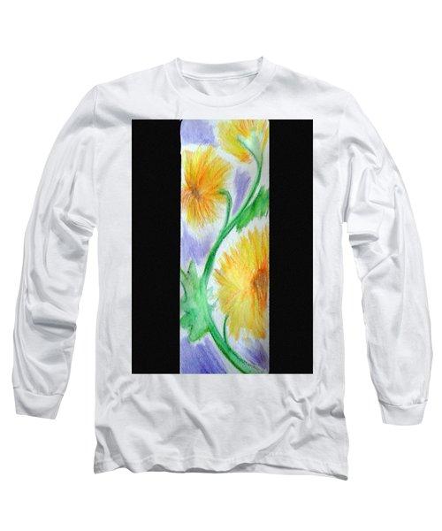 Sunflowers 27 Long Sleeve T-Shirt