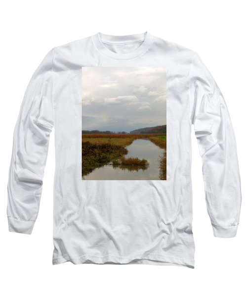 Sunless Rainbow Long Sleeve T-Shirt