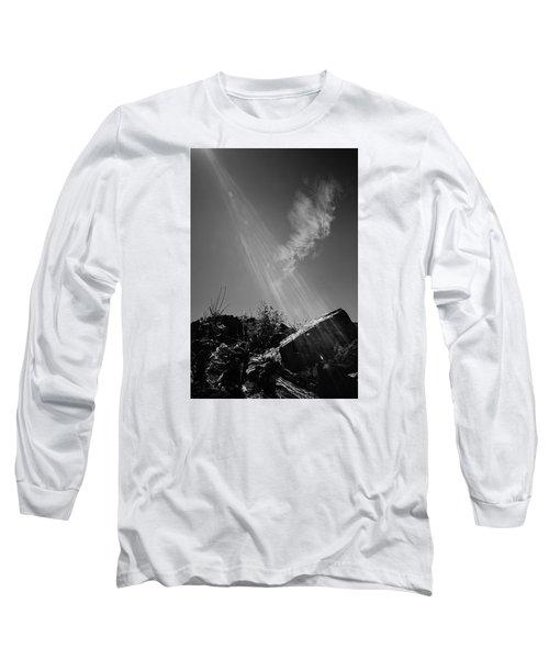 Sunlight Long Sleeve T-Shirt by Andrey  Godyaykin