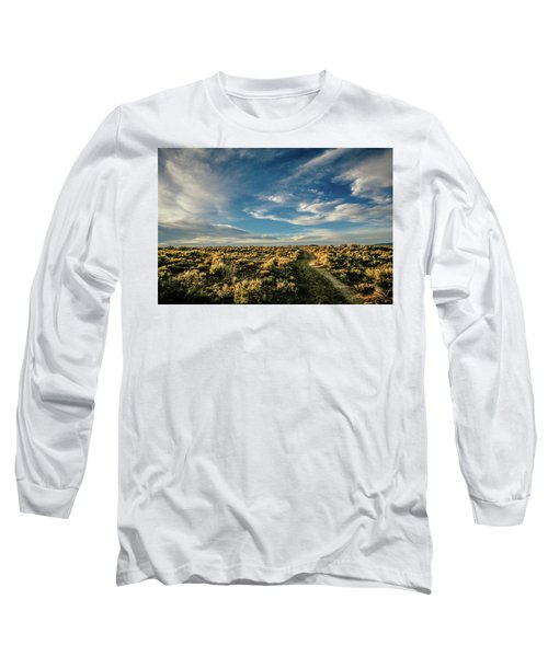 Long Sleeve T-Shirt featuring the photograph Sunlight For Photographers by Marilyn Hunt