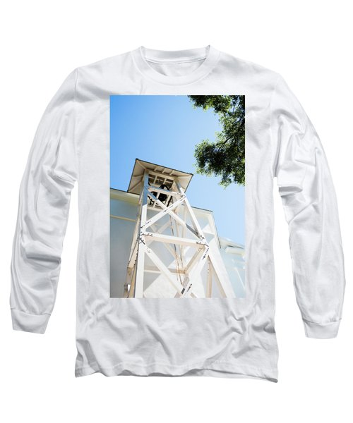 Long Sleeve T-Shirt featuring the photograph Sunny Game Day In Athens by Parker Cunningham