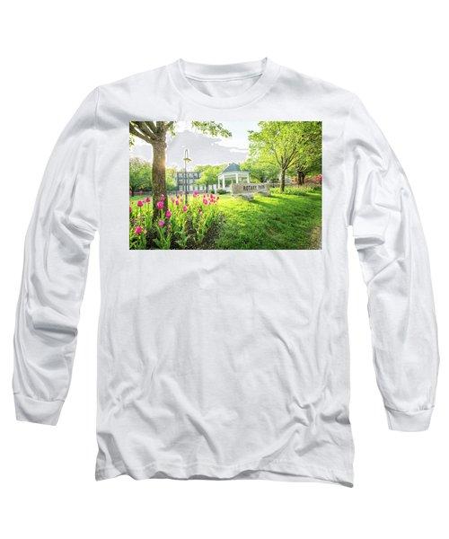 Sunrise At Rotary Park Long Sleeve T-Shirt