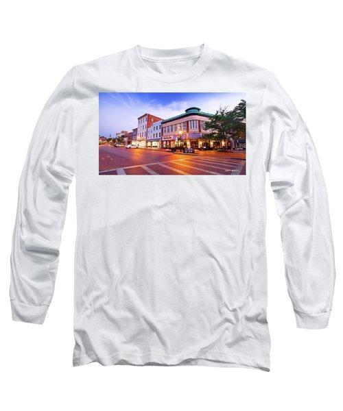 Sunrise In Annapolis Long Sleeve T-Shirt