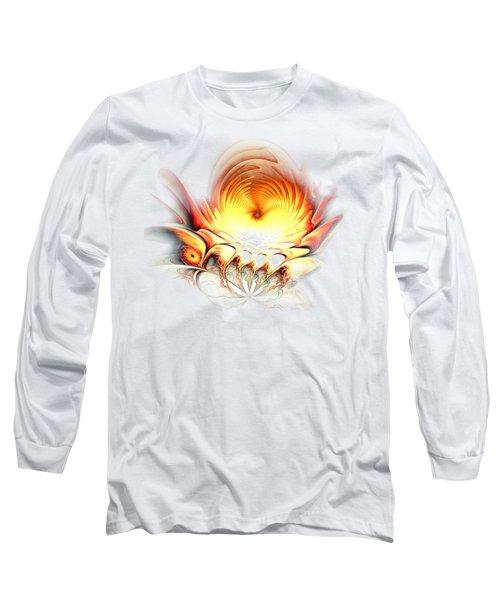 Sunrise In Neverland Long Sleeve T-Shirt