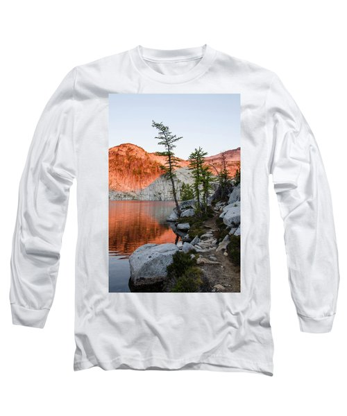 Sunrise In The Enchantments Long Sleeve T-Shirt