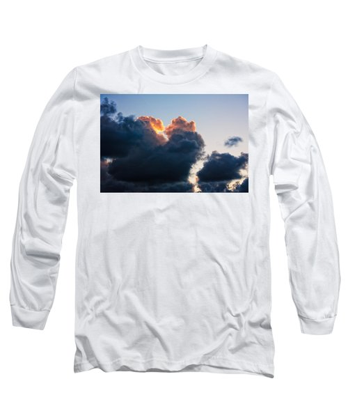 Sunrise On The Atlantic #10 Long Sleeve T-Shirt