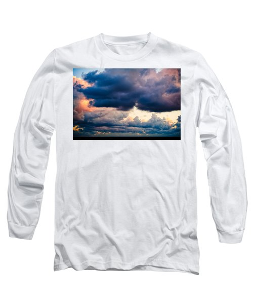 Sunrise On The Atlantic #11 Long Sleeve T-Shirt