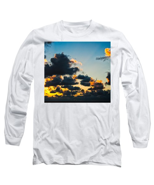 Sunrise On The Atlantic #14 Long Sleeve T-Shirt