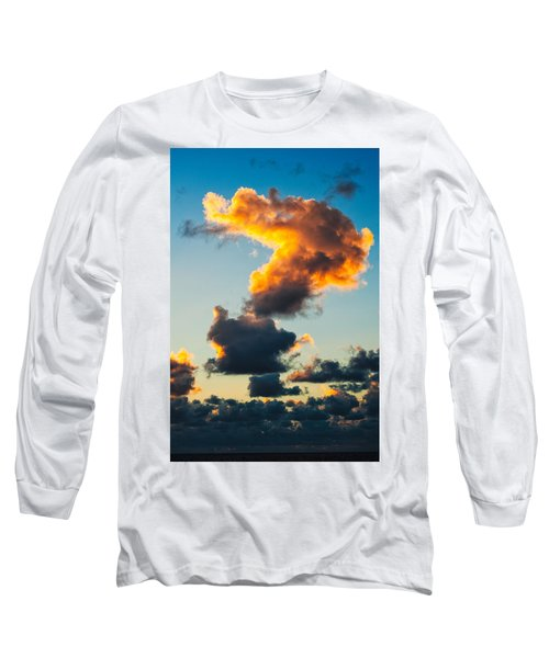 Sunrise On The Atlantic #16 Long Sleeve T-Shirt