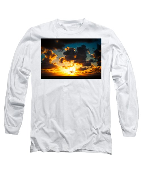 Sunrise On The Atlantic #19 Long Sleeve T-Shirt