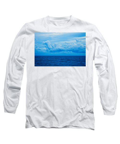 Sunrise On The Atlantic #27 Long Sleeve T-Shirt