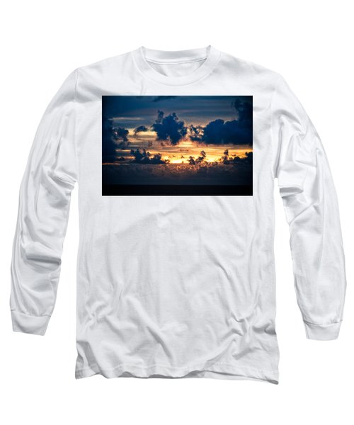 Sunrise On The Atlantic #28 Long Sleeve T-Shirt