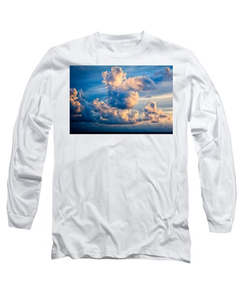 Sunrise On The Atlantic #31 Long Sleeve T-Shirt