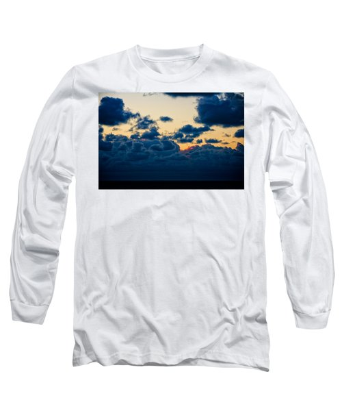 Sunrise On The Atlantic #5 Long Sleeve T-Shirt