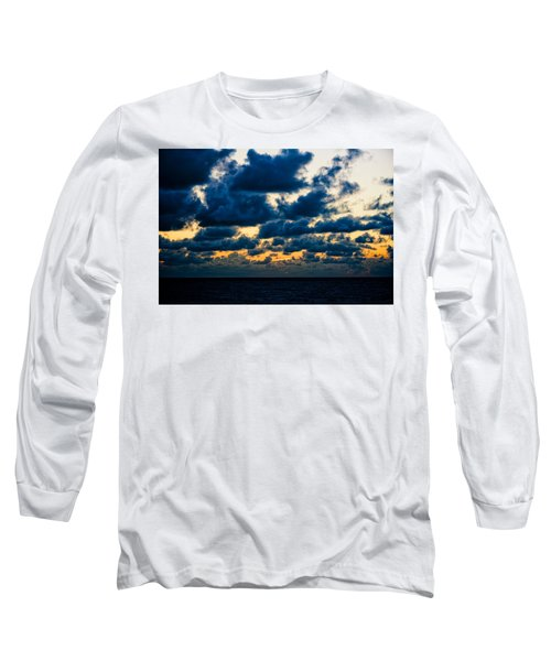 Sunrise On The Atlantic #7 Long Sleeve T-Shirt