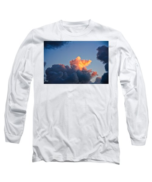 Sunrise On The Atlantic #8 Long Sleeve T-Shirt