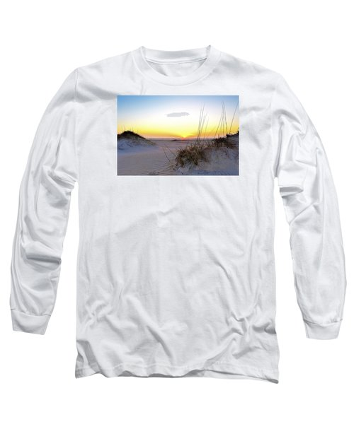 Sunrise Over Pea Island Long Sleeve T-Shirt