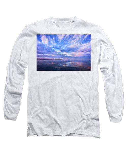 Sunset Awe Long Sleeve T-Shirt