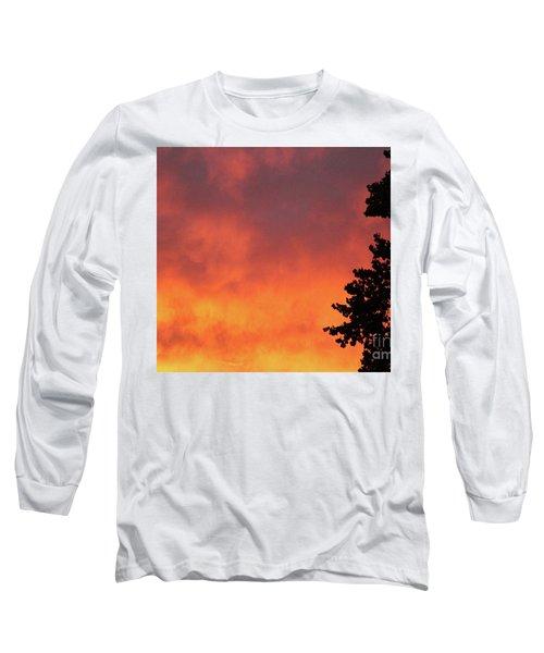 Sunset II Reno, Nevada Long Sleeve T-Shirt