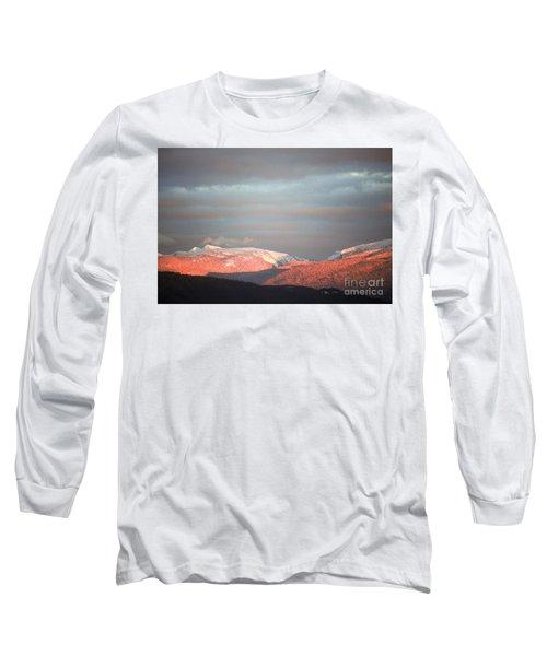 Sunset On The Monashees Long Sleeve T-Shirt