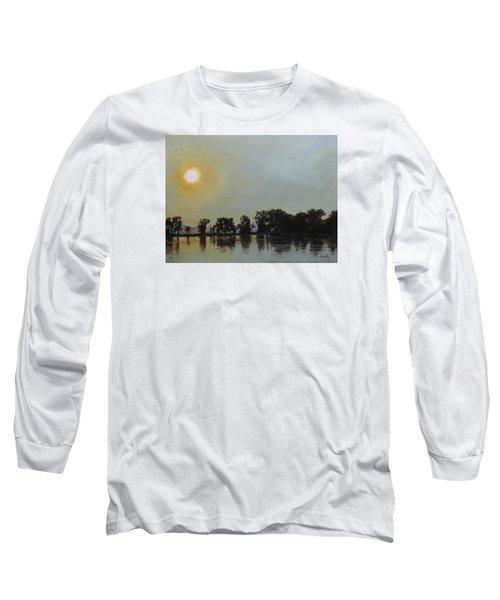 Sunset Ride Long Sleeve T-Shirt