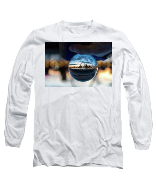 Sunset St. Louis II Long Sleeve T-Shirt