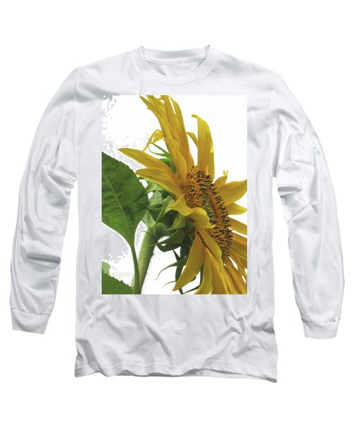 Sunshine In The Garden 25 Long Sleeve T-Shirt
