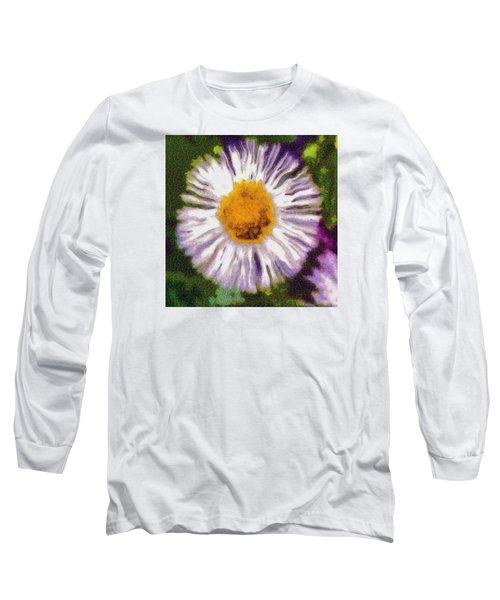 Supernove Daisy Long Sleeve T-Shirt