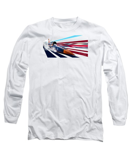 Supersonic Brit Long Sleeve T-Shirt