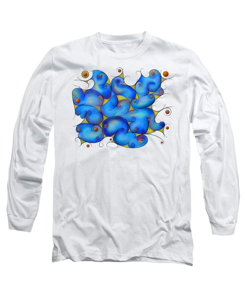 Supliussa - Milky Way Long Sleeve T-Shirt