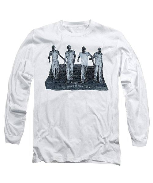 Support Each Other Long Sleeve T-Shirt